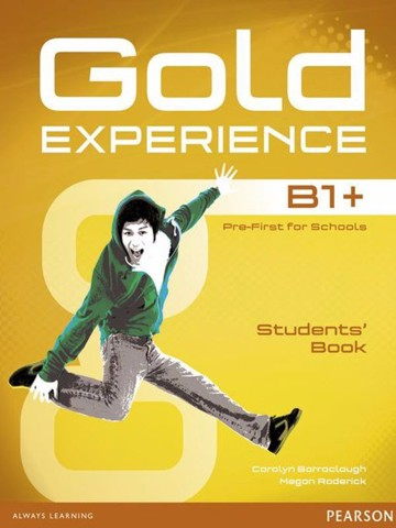 Gold Experience B1+: Students' Book with Multi-ROM