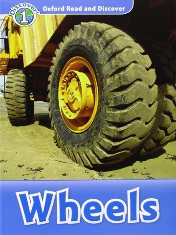 Oxford Read and Discover 1: Wheels Audio CD Pack