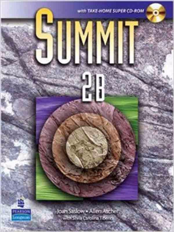 Summit 2B: Workbook & Super CD-Rom