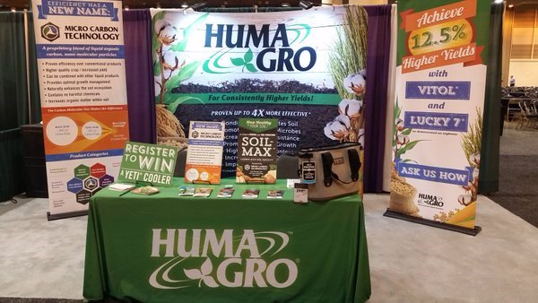 Big Cotton Farm from Huma Gro Plant Nutrients