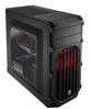 Corsair Spec-03 Red Led Carbide Series (Mid-Tower)