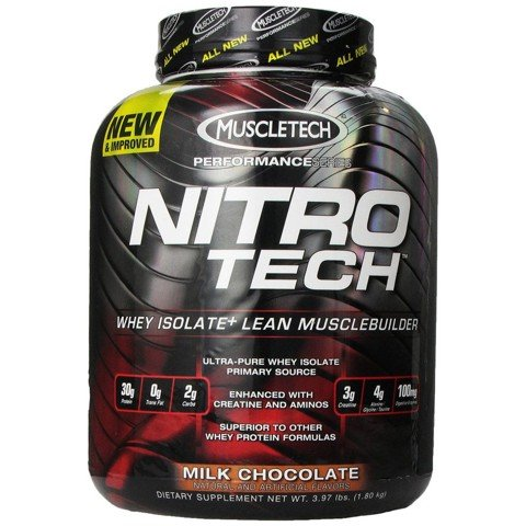 Nitro Tech Performance Series Chocolate 1.8kg