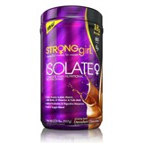 strong girl isolate chocolate 907g