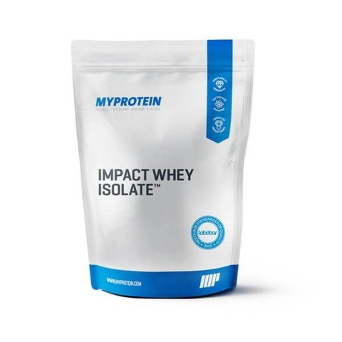 impact whey isolate banana sua tang co giam mo vi chuoi