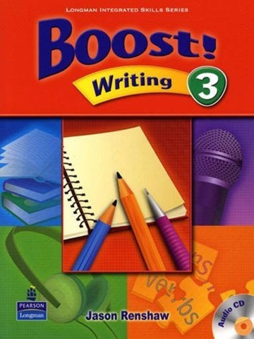 Boost! Writing 3: Student Book with CD