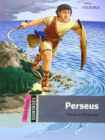 Dominoes Quick Starters: Perseus MultiROM pack