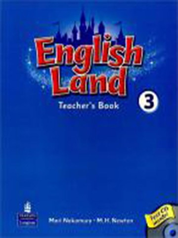 English Land 3: Teacher Book
