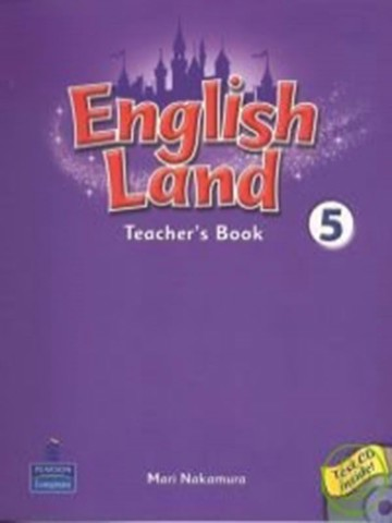 English Land 5: Teacher Book