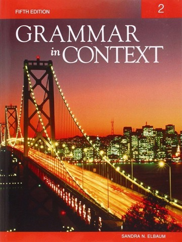 Grammar in Context (5 Ed.) 2: Student Book