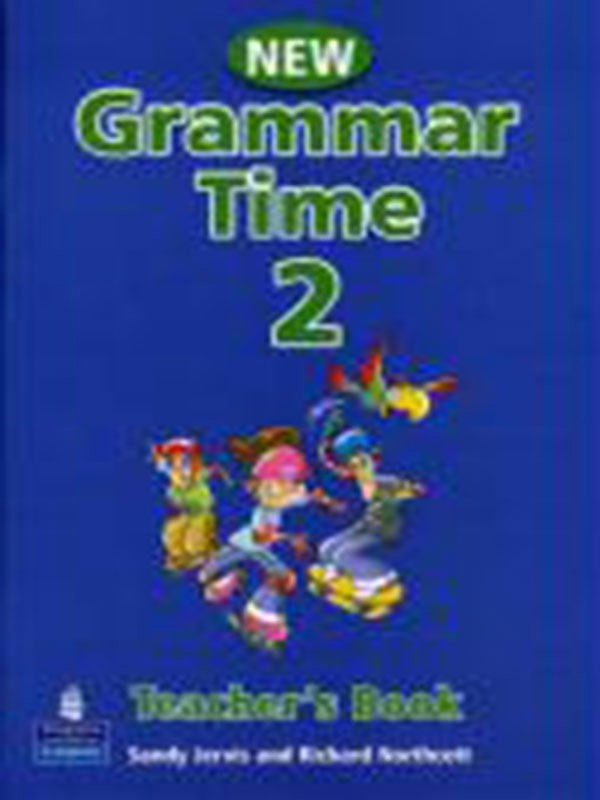 Grammar Time 2: Teacher Book