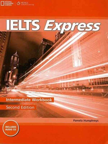IELTS Express (2 Ed.) Intermediate: Workbook with Audio