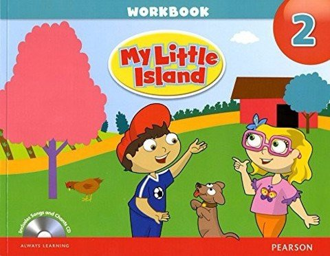 My Little Island (Ame) 2: Workbook with Audio CD