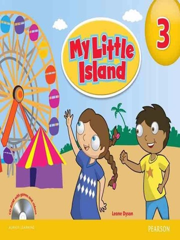 My Little Island (Ame) 3: Student Book with CD-Rom