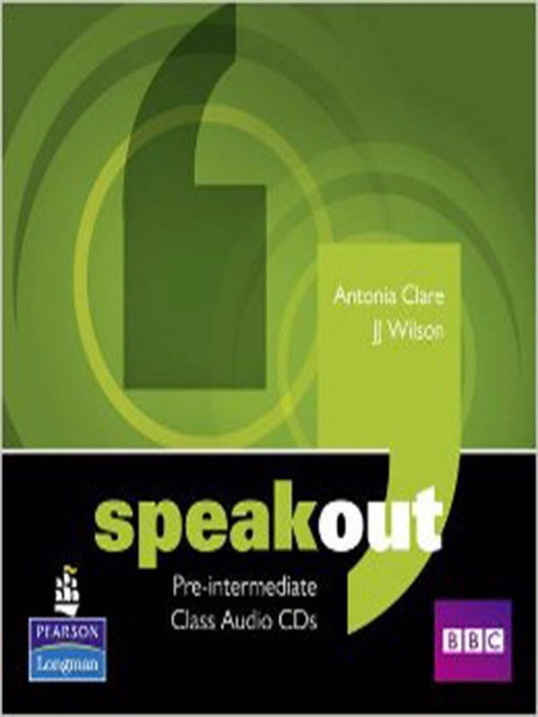 Speakout Pre-Inter: Class CD (x3)