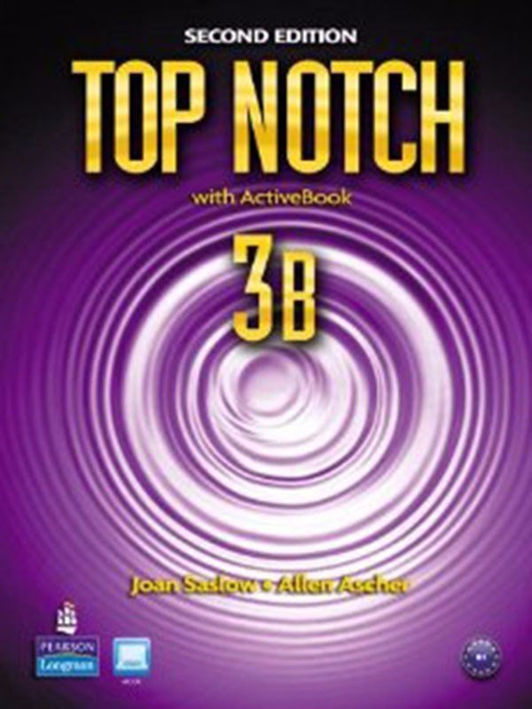 Top Notch (2 Ed.) 3: SplitB ( Student book with work book)