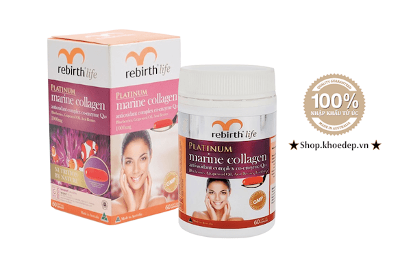 vien uong collagen chiet xuat tu sinh vat bien rebirth platinum marine collagen
