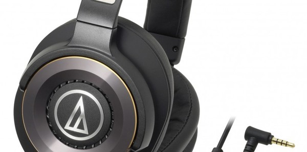 Tai nghe Over-ear Solid Bass Audio Technica ATH-WS1100iS