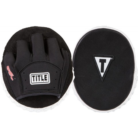Đích đấm boxing MMA Title Gel Tech Punch Mitts
