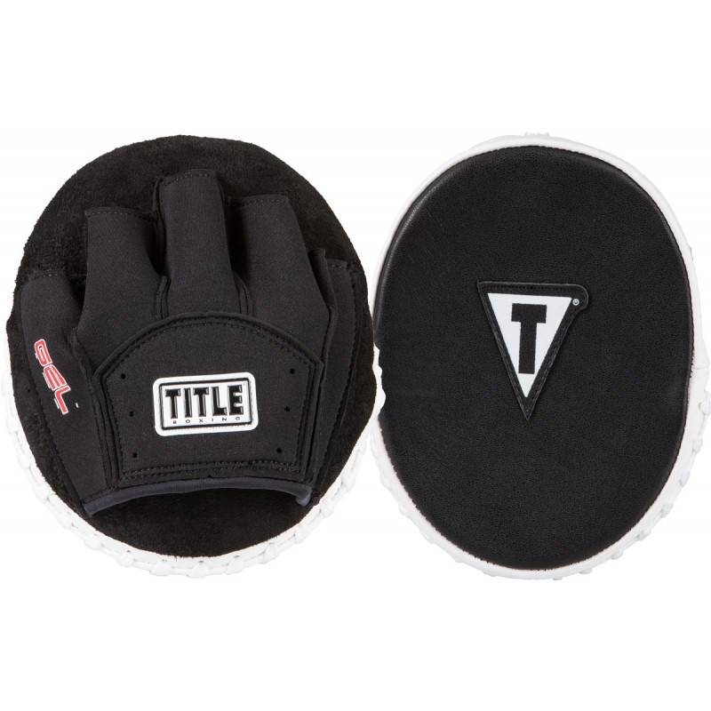 Đích đấm Title Gel Tech Punch Mitts
