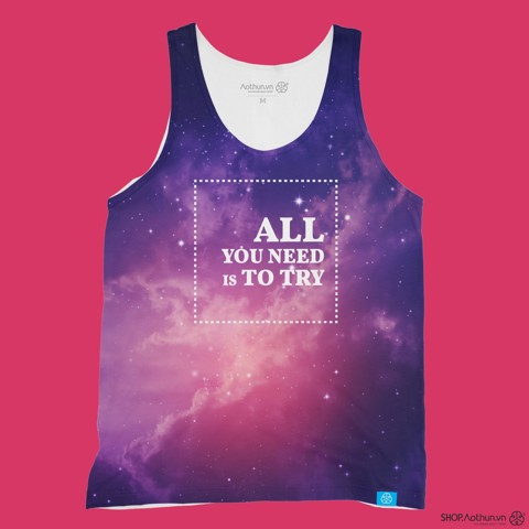 Need To Try - Tank Top