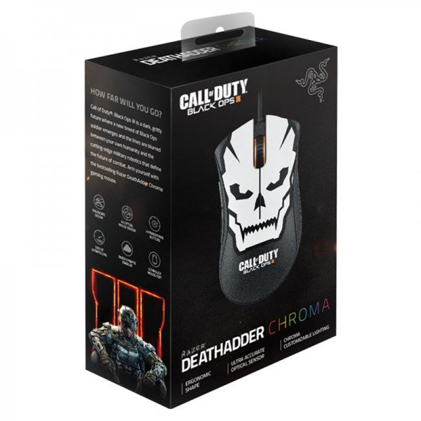 Razer DeathAdder Chroma Call of Duty®: Black Ops III Edition