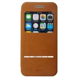 Bao da iPhone 6/6S Baseus Terse Classic (da PU cao cấp, sang trọng, tiện dụng, chống va đập)