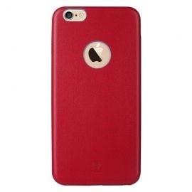 Ốp lưng iPhone 6/6S Baseus Thin (nhựa mềm cao cấp, đàn hồi, chống va đập, chống bám vân tay)