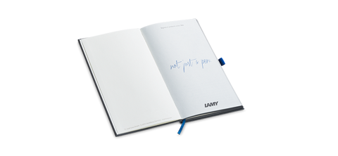Lamy logo M+ limited set notebook pen 3