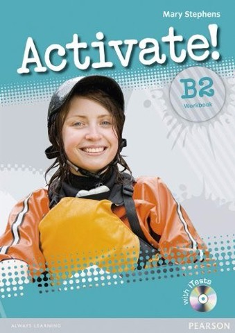 Activate! B2 Workbook Without Key CD ROM Pack