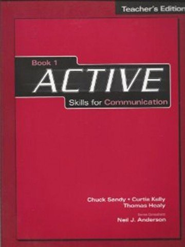 Active Skills For Communication 1: Teacher Book