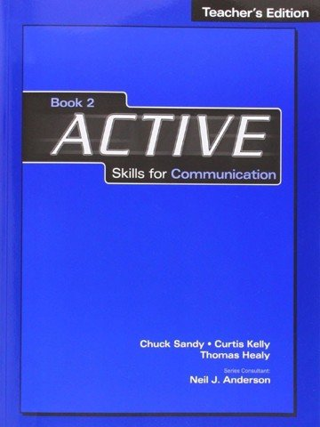 Active Skills For Communication 2: Teacher Book