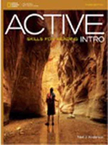 Active Skills For Reading (3 Ed.) Intro: Class Audio CD
