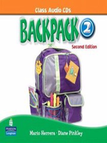 Backpack (2 Ed.) 2: Class Audio CD
