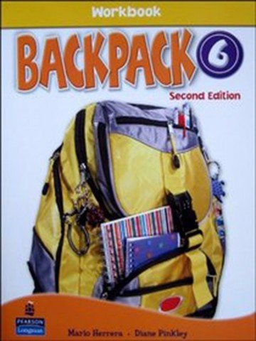 Backpack (2 Ed.) 6: Workbook with Audio CD