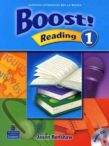 Boost! Reading 1: Student Book with CD
