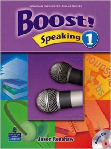 Boost! Speaking 1: Student Book with CD