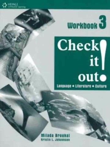 Check it out 3: Work book
