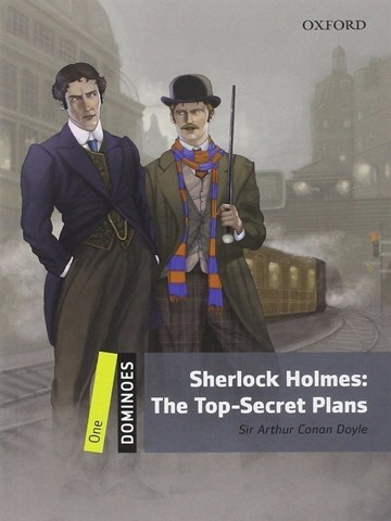 Dominoes 1: Sherlock Holmes: The Top-Secret Plans MultiROM pack