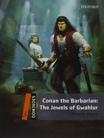 Dominoes 2: Conan the Barbarian: The Jewels of Gwahlur MultiROM pack