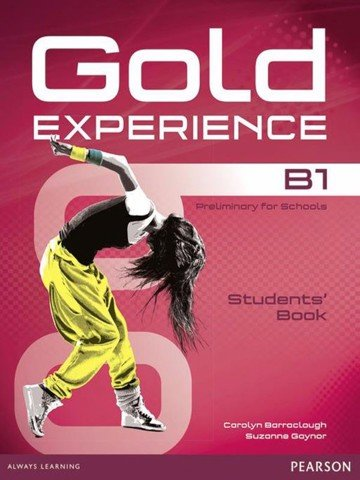Gold Experience B1: Student Book with Multi - ROM