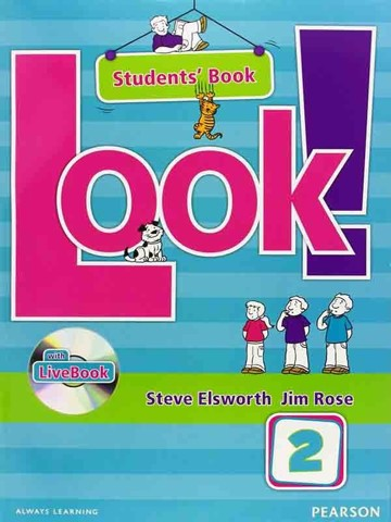 Look! 2: Student book with Live book CD