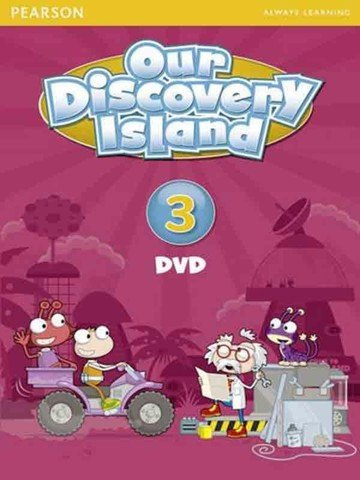 Our Discovery Island (AmE) 3: DVD