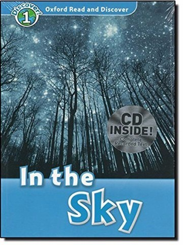 Oxford Read and Discover 1: In the Sky Audio CD Pack