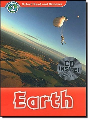 Oxford Read and Discover 2: Earth Audio CD Pack