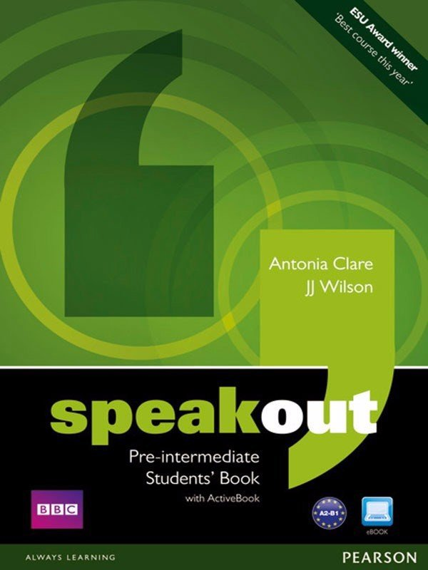 Speakout Pre-Inter: Student Book with DVD & Active Book