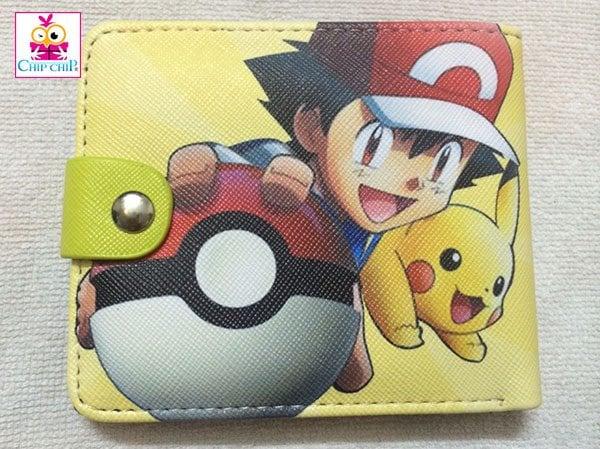 Ví nam Pokemon