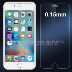 Kính CL iPhone 7/8 Remax siêu mỏng 0.15mm - KO FULL, 9H-0.26mm