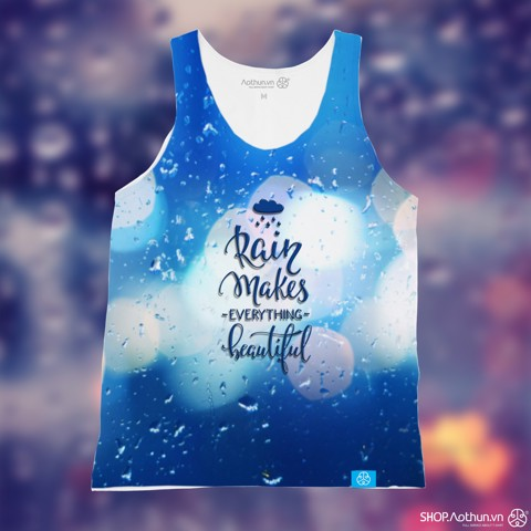 Rain Makes Everything Beauty - Tank Top