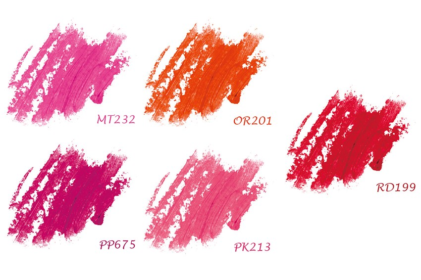 son but chi Za Lip Crayon Purple 675