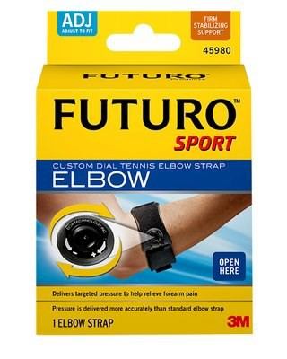 FUTURO Sport Custom Dial Elbow Strap - bó elbow (45980)